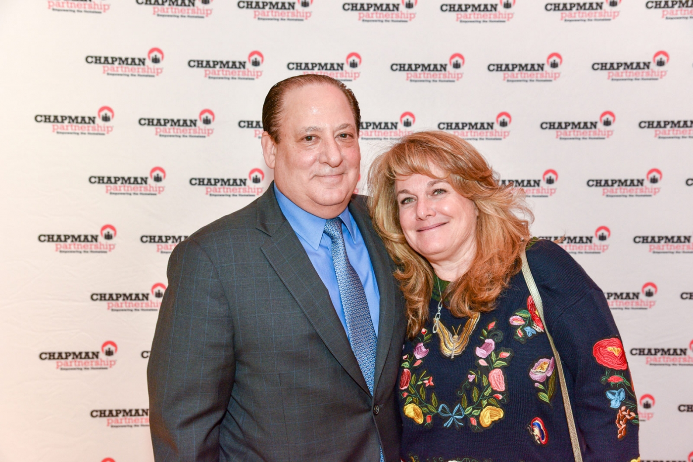 Chapman-Partnership-Board-of-Trustee-Member,-Jay-Steinman-and-his-wife-Riva-AGS_6916