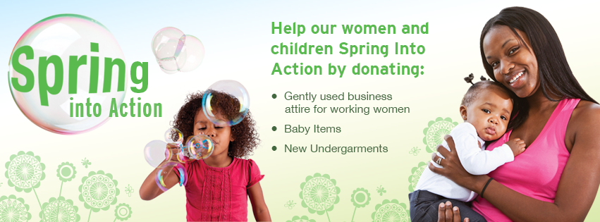 Spring Into Action Drive