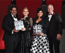 Marile & Jorge Luis Lopez, Esq. and Lucy Morillo – Agnetti Esq. & John Agnetti, Esq. Gala Co-Chairs